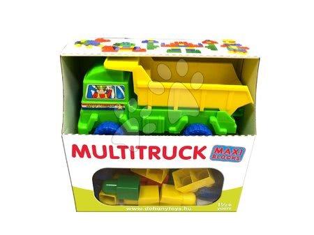 Otroške kocke Maxi Dohány v tovornjaku od 18 mes