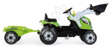 710109 f smoby traktor s nakladacom