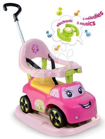 Smoby detské odrážadlo Auto Balade Rose 720608 ružové