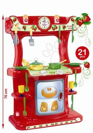 Dohány - Kuchyňka Strawberry Dohány s 21 doplňky od 18 měsíců_1
