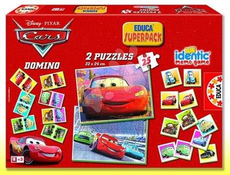 EDUCA 13374 SUPERPACK  Cars