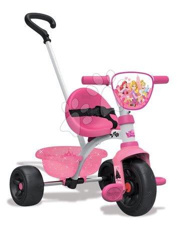 Princese - Tricikl Disney Princeze Be Move Smoby s vodilicom od 15 mjeseci
