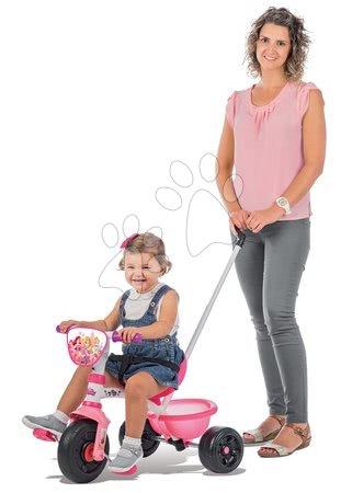 Princese - Tricikl Disney Princeze Be Move Smoby s vodilicom od 15 mjeseci_1