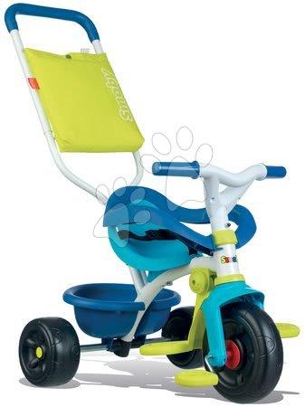 Trojkolka pre dieťa Be Fun Confort Blue Smoby modrá od 10 mes