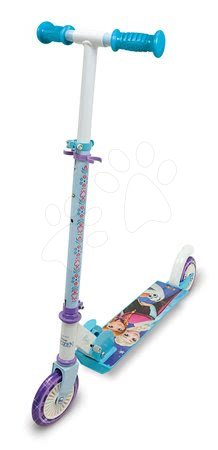 Smoby detská kolobežka dvojkolesová Frozen skladacia s brzdou a nastaviteľnou rúčkou 750343