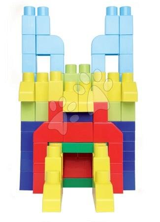 Razvoj čutov in motorike - Kocke za malčke Les Maxi Écoiffier 100 kock od 12 mes_1