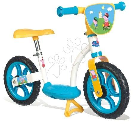 Balansna guralica Peppa Pig Learning Bike Smoby od 24 mjeseca