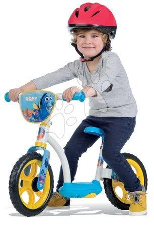 Finding Dory  - Balanční odrážedlo Hledá se Dory Learning Bike Smoby s nastavitelnou výškou sedáku od 24 měsíců_1