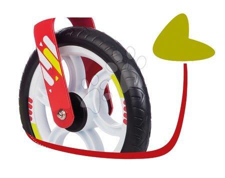 Guralice za djecu od 18 mjeseci - Balansna guralica Balance Bike Comfort Red Smoby s metalnom konstrukcijom i podesivom visinom sjedala od 24 mjeseca_1