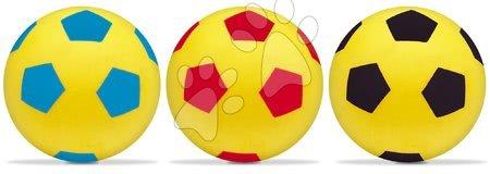 Futball labda habszivacsból Mondo 20 cm 24 hó-tól