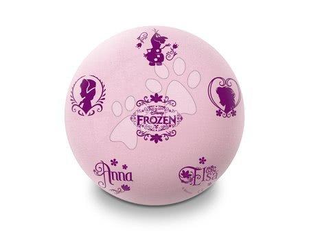 Szivacslabda Jégvarázs Mondo rózsaszín 20 cm 24 hó-tól