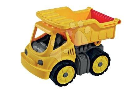 Nákladné auto Power BIG pracovný stroj dĺžka 16 cm žltý od 24 mes