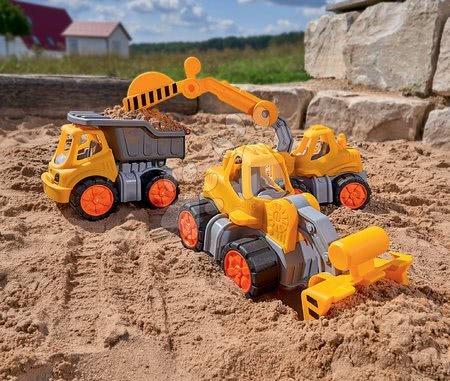 Kültéri játékok - Billenő platós autó Maxi Bolide Smoby hossza 33 cm_1