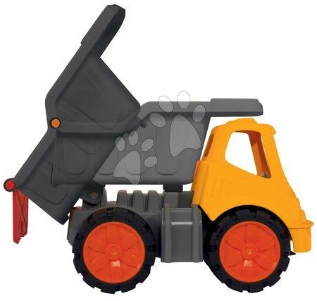 Autíčka a trenažéry - Nákladní auto Dumper Power Worker BIG pracovní stroj 33 cm – gumová kola od 2 ler_1