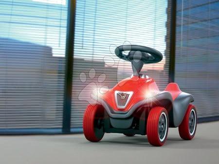 Otroški poganjalci - Komplet poganjalec avto Next Bobby Car BIG rdeč in ščitniki za čevlje za darilo od 12 mes_1