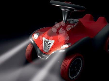 Otroški poganjalci - Poganjalec avto Next Bobby Car BIG z zvokom in lučko rdeče-siv od 12 mes_1