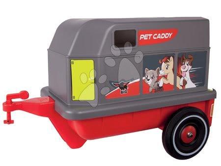 Príves Bobby Pet Caddy BIG k odrážadlám BIG New&Classic&Neo&Next&Scooter od 12 mes