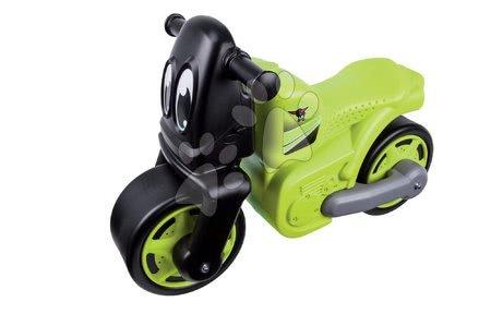Guralice za djecu od 18 mjeseci - Guralica motocikl Racing Bike BIG zelena od 18 mjeseci_1