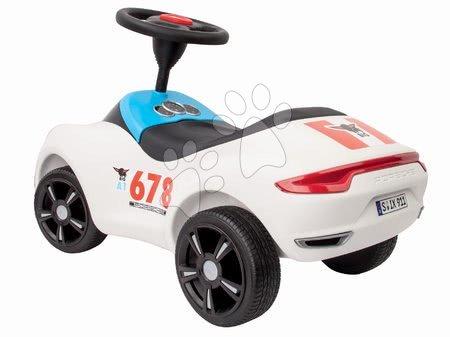 Otroški poganjalci - Poganjalec avto Porsche Premium BIG s hupo bel od 18 mes_1
