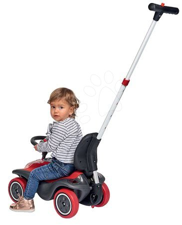 Vodicí tyč s ergonomickou opěrkou ke všem BIG New&Classic&Next&Neo odrážedlům výškově nastavitelné 88–108 cm od 12 m