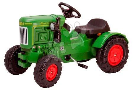 BIG - Pedálos traktor Fendt Dieselross BIG zöld