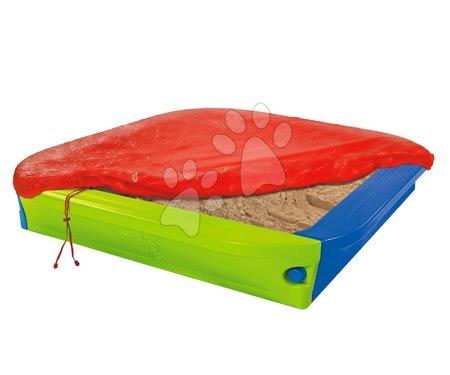 - Szett homokozó BIG takaróponyvával és csúszda Fun BIG közepes összecsukható 12 hó-tól_1