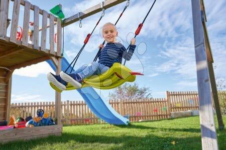 Gyerekhinták - Hinta gyerekeknek Snake Swing BIG teherbírása 100 kg magasságilag állítható 5-10 éves korosztálynak_1
