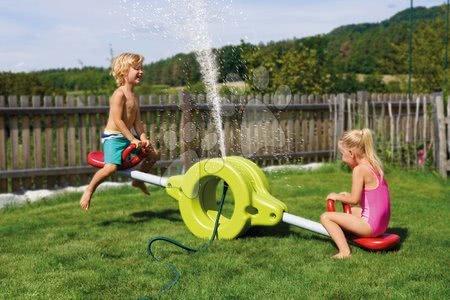 Gyerekhinták - Libikóka 360°-os forgással Water Seesaw BIG vízsugárral a földhöz érve fémszerkezettel 3-7 éves korosztálynak_1