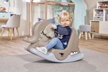 Gyerekhinták - Hinta Elefánt BIG mozgatható fülekkel 1-5 éves korosztálynak_1