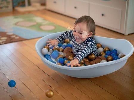 Hry na zahradu - Balanční kužel s polštářem Cosy BIG bazén-houpačka-skluzavka-prolézačka-pískoviště od 12 měsíců