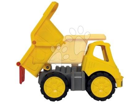 Autíčka a trenažéry - Set pracovních aut BIG Power Worker XL 3 druhy s gumovými kolečky od 24 měsíců_1