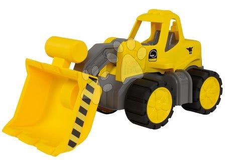Stavební stroje - Nakladač Power BIG pracovní stroj délka 47 cm žlutý od 24 měsíců