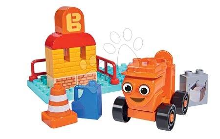 Bob the Builder - Kocke Mojster Miha PlayBIG Bloxx mešalec na gradbišču BIG 16 delov od 24 mes_1