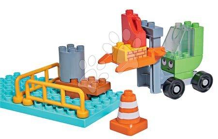Bob the Builder - Kocke Mojster Miha PlayBIG Bloxx viličar BIG 16 delov od 24 mes_1