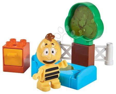 Čebelica Maja - Kocke čebelica Maja - Vili v spalnici PlayBIG Bloxx BIG 1 figurica in 6-7 delov od 24 mes