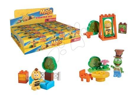 Čebelica Maja - Kocke čebelica Maja - Vili v spalnici PlayBIG Bloxx BIG 1 figurica in 6-7 delov od 24 mes_1