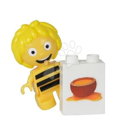 Pčelica Maja - Kocke Pčelica Maja s medom PlayBIG Bloxx BIG 1 figurica i 28 dijelova od 24 mjeseca starosti_1