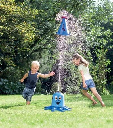 Hry na zahradu - Vodní hra chobotnice Aqua Nauti BIG se 4metrovým vodotryskem extra stabilní_1