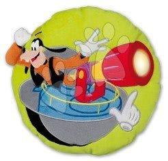 Plišaste blazine - Blazina WD Mickey Mouse Goofy Ilanit z lučko