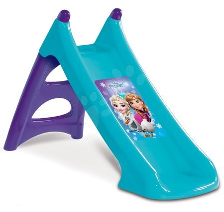 Detská šmyklavka Frozen Smoby Toboggan XS s vodou a UV filtrom dĺžka 90 cm od 24 mesiacov