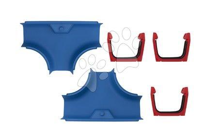 Doplňkové díly AquaPlay T křižovatka k vodním drahám 2 kusů s těsněním