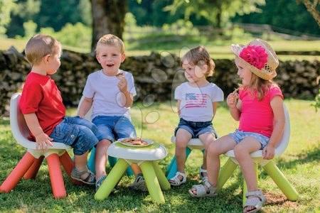 - Szett homokozó Sandy BIG védőfedéllel és kisszékek piknik asztalkával KidChair 12 hó-tól_1