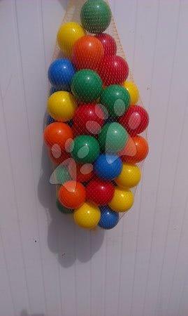 Műanyag labdácskák PB 6 cm színes 50 db
