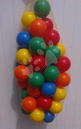 Műanyag labdácskák PB 6 cm színesek 100 db