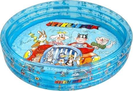 Piscine pentru copii - Piscină gonflabilă trifoi cu Patru Foi 122*25 cm