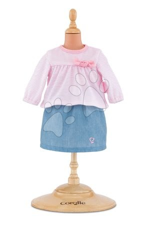 9000110190 a corolle top skirt
