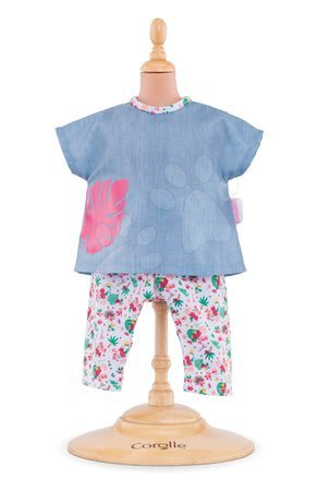 9000110250 a corolle outfit set
