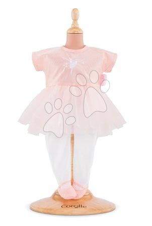 Oblečenie Ballerina Suit Bébé Corolle pre 30 cm bábiku od 18 mes