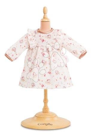Oblečenie Dress-Enchanted Winter Bébé Corolle pre 30 cm bábiku od 18 mes