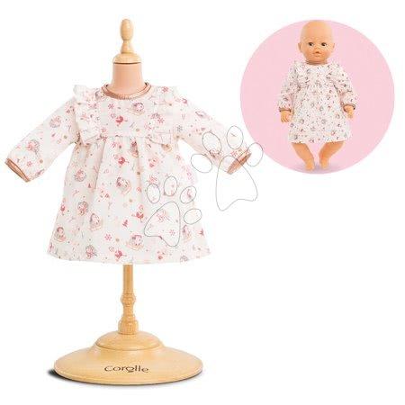 Oblečenie Dress-Enchanted Winter Mon Grand Poupon Corolle pre 42 cm bábiku od 24 mes